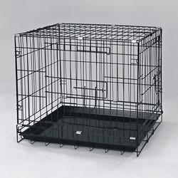 Dayang - Dayang Metal Tel Kedi ve Köpek Kafesi 93 x 57 x 64 Cm
