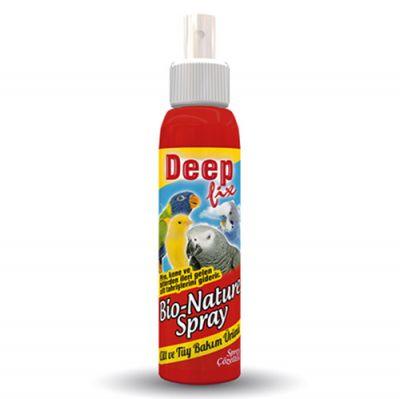 Deep Fix Bio-Nature Spray Deri ve Tüy Sağlığı Kuş Spreyi 100 ML
