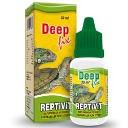 Deep Fix - Deep Fix Reptivit Kaplumbağa ve Diğer Sürüngenler için Vitamin 30 ML