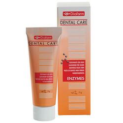 Diafarm - Diafarm Dental Care Paste Ağız ve Diş Sağlığı Tamamlayıcı Köpek Macunu 75 Gr