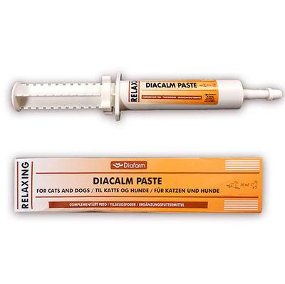 Diafarm Diacalm Paste Kedi ve Köpek Sakinleştirici Bitkisel Macun 30 ML