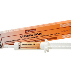 Diafarm - Diafarm Diacalm Paste Kedi ve Köpek Sakinleştirici Bitkisel Macun 30 ML