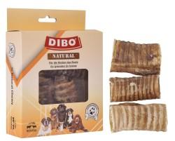 Dibo - Dibo Kurutulmuş Doğal Dana Gırtlak Köpek Ödülü 100 Gr