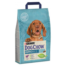 Dog Chow - Dog Chow Puppy Kuzu Etli Yavru Köpek Maması 2,5 Kg