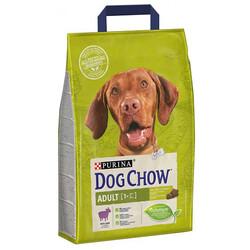 Dog Chow - Dog Chow Kuzu Etli Yetişkin Köpek Maması 2,5 Kg