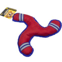 Diğer / Other - Dog Life Bumerang Yumuşak Latex Köpek Oyuncağı 25x25 Cm