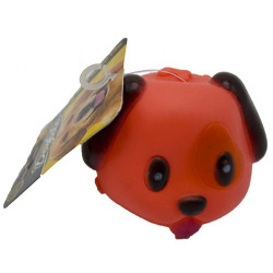 Diğer / Other - Dog Life Figürlü Vinly Sesli Köpek Oyuncağı 8,5 Cm