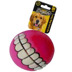 Diğer / Other - Dog Life Vinly Sesli Köpek Oyuncağı 7,5x7,5 Cm