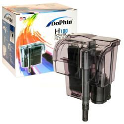 Dophin - Dophin H100 Akvaryum Askı Şelale Filtre 2,9 Watt