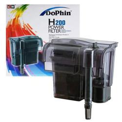 Dophin - Dophin H200 Akvaryum Askı Şelale Filtre 3,2 Watt