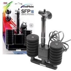 Dophin - Dophin SFP16 Motorlu Pipo Akvaryum İç Filtre 3,2 W
