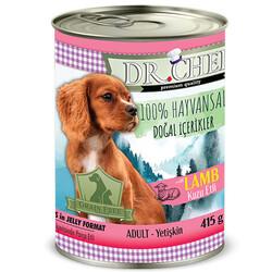 Dr.Chef - Dr. Chef Junior Kuzu Etli Tahılsız Yavru Köpek Konservesi 415 Gr