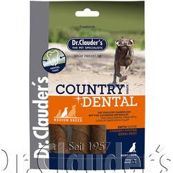 Dr.Clauders - Dr. Clauders Country Dental Ağız Diş Sağlığı Ördekli Köpek Ödülü 120 Gr