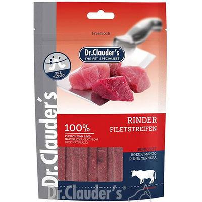 Dr. Clauders Beef Biftekli Köpek Ödül Çubukları 80 Gr