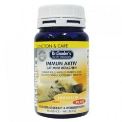 Dr.Clauders - Dr.Clauders Immun Aktiv Bağışıklık Destekleyici Kedi Tableti 100 Gr