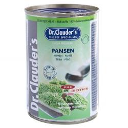 Dr.Clauders - Dr. Clauders İşkembe Prebiyotik Köpek Konservesi 400 Gr