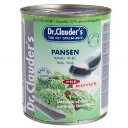 Dr.Clauders - Dr.Clauders İşkembe Prebiyotik Köpek Konservesi 800 Gr