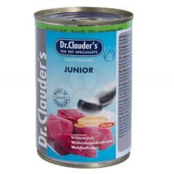 Dr.Clauders - Dr. Clauders Junior Yavru Köpek Konservesi 400 Gr