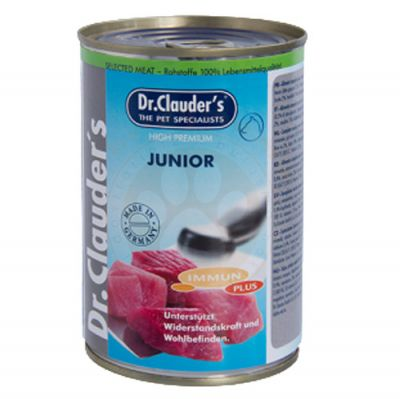 Dr. Clauders Junior Yavru Köpek Konservesi 400 Gr