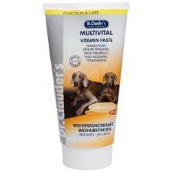 Dr.Clauders - Dr.Clauders Multi-Vitamin Paste Köpek Macunu 150 Gr