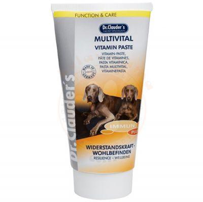 Dr.Clauders Multi-Vitamin Paste Köpek Macunu 150 Gr