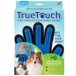 True Touch Evcil Hayvan Tüy Toplama Eldiveni - Thumbnail