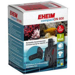 Eheim - Eheim Compact On 600 Sirkülasyon Motoru 250-600 Lt