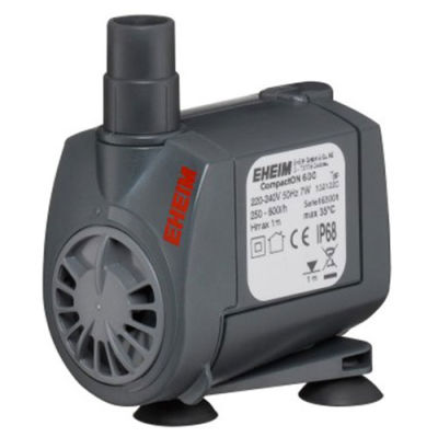 Eheim Compact On 600 Sirkülasyon Motoru 250 - 600 Lt