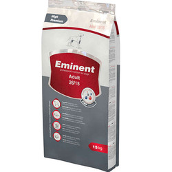 Eminent - Eminent Adult Medium Orta Irk Yetişkin Köpek Maması 15 Kg+10 Adet Temizlik Mendili
