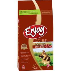 EnJoy Premium - Enjoy Lamb Kuzu Etli Yetişkin Köpek Maması 15 Kg