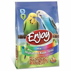 EnJoy Premium - Enjoy Mix Muhabbet Kuşu Yemi 400 Gr