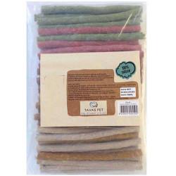 EnJoy Premium - Enjoy Munchy Burgu Stick Çubukları (100'lü Paket 6 - 7 Gr)
