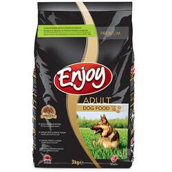 EnJoy Premium - Enjoy Tavuk Etli Yetişkin Köpek Maması 3 Kg
