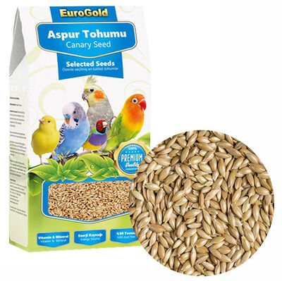 Euro Gold Aspur Tohumu Kuş Yem Katkısı 300 Gr