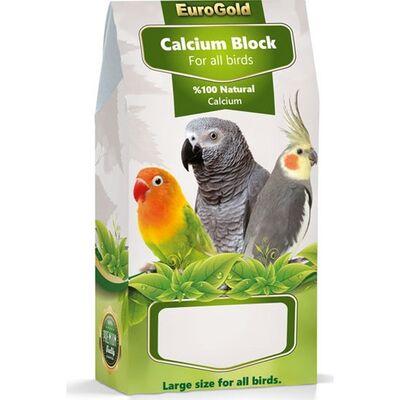 Euro Gold Büyük Kuşlar İçin Kalsiyum Blok Tekli