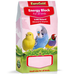 EuroGold - Euro Gold Energy Block Mineral ve Vitamin Small ( 1 Adet )