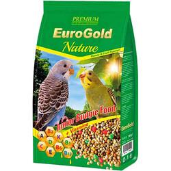 EuroGold - Euro Gold Junior Yavru Muhabbet Kuşu Yemi 500 Gr
