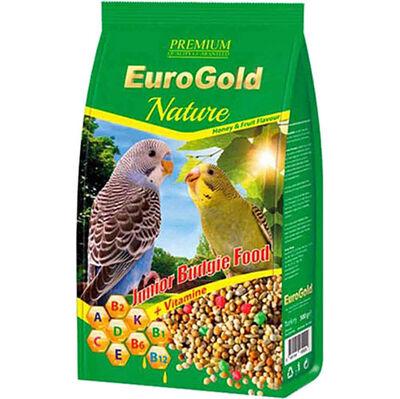 Euro Gold Junior Yavru Muhabbet Kuşu Yemi 500 Gr