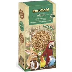 EuroGold - Euro Gold Kuş ve Kemirgen Kafes Altlığı 1000 Gr