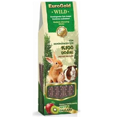 Euro Gold Meyve Ağacı Doğal Kemirme Çubukları ( 5'li Paket )
