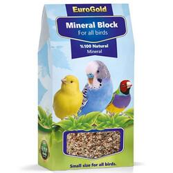 EuroGold - Euro Gold Mineral Block Gaga Taşı Small ( 1 Adet )