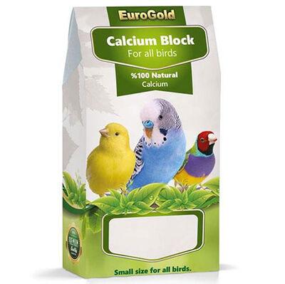 Euro Gold Natural Calcium Block Small ( 1 Adet )