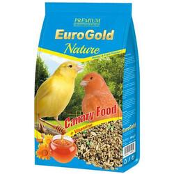 EuroGold - Euro Gold Nature Ballı ve Meyveli Kanarya Yemi 500 Gr