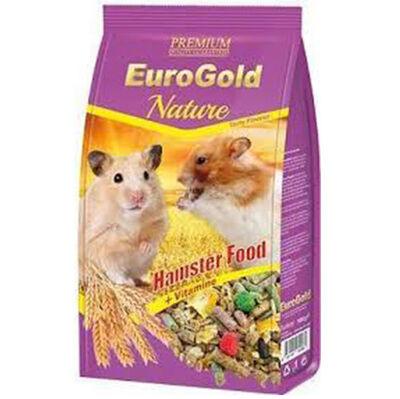 Euro Gold Nature Hamster Yemi 500 Gr