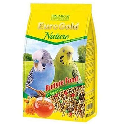 Euro Gold Nature Muhabbet Kuşu Yemi 1000 Gr