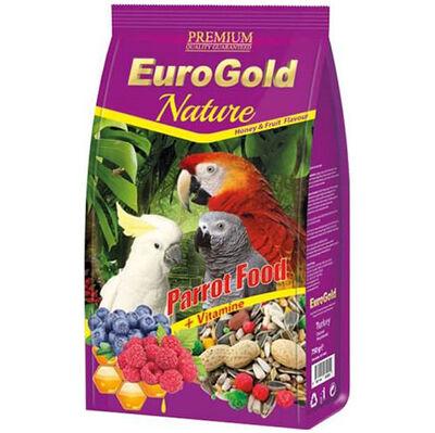 Euro Gold Nature Papağan Yemi 750 Gr