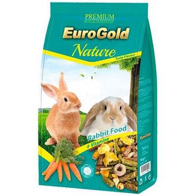 Euro Gold Nature Tavşan Yemi 750 Gr