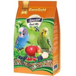 EuroGold - Euro Gold Special Meyveli Muhabbet Kuşu Yemi 500 Gr