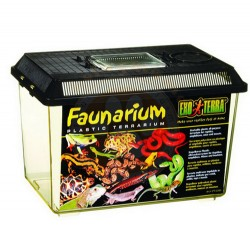 Exo Terra - Exo Terra PT2260 Sürüngenler için Faunarium Medium (Orta Boy)