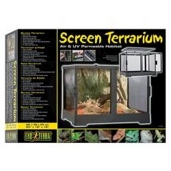 Exo Terra - Exo Terra PT2645 Sürgülü Teraryum 60x45x45 cm